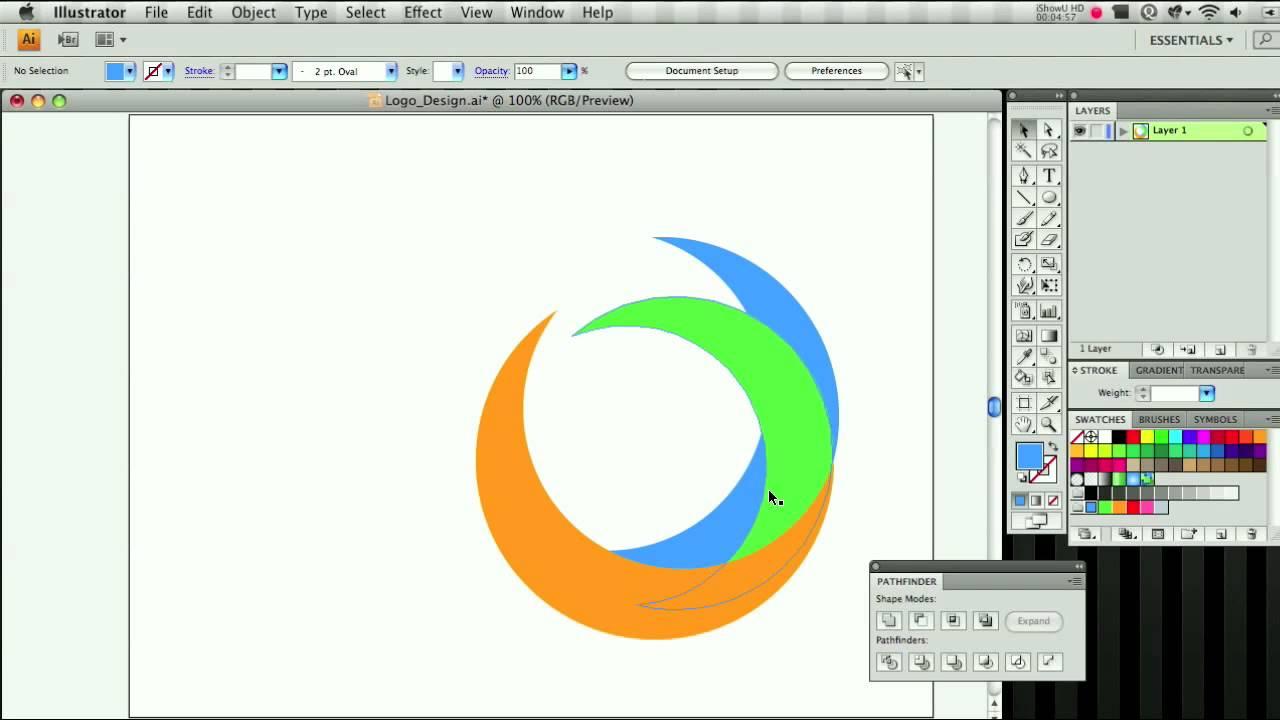 illustrator logo design tutorials step by step pdf