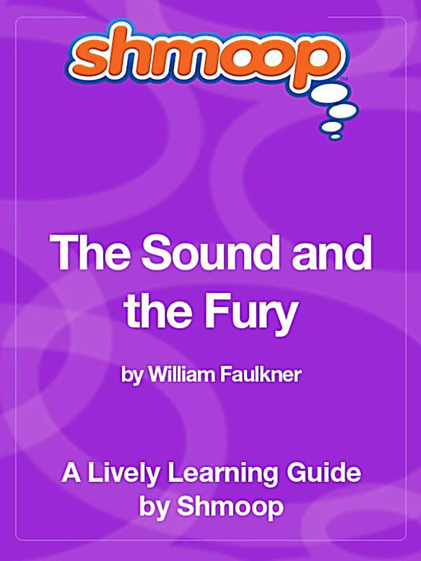 faulkner the sound and the fury pdf