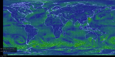 earth wind map application