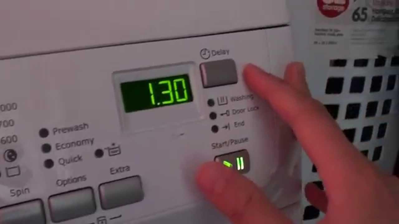 electrolux 7.5kg front loading washing machine manual