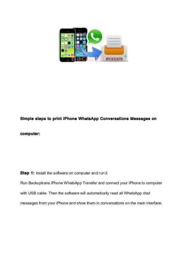 export whatsapp chat to pdf iphone