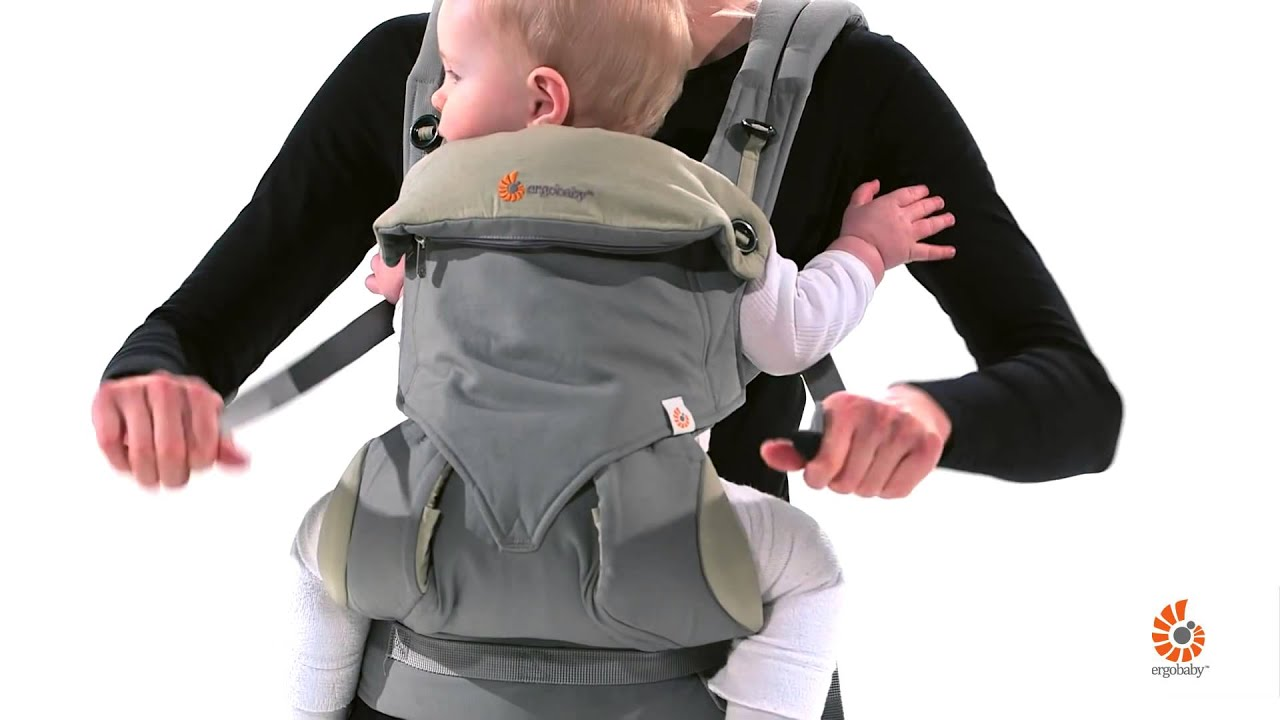 ergobaby 360 instructions
