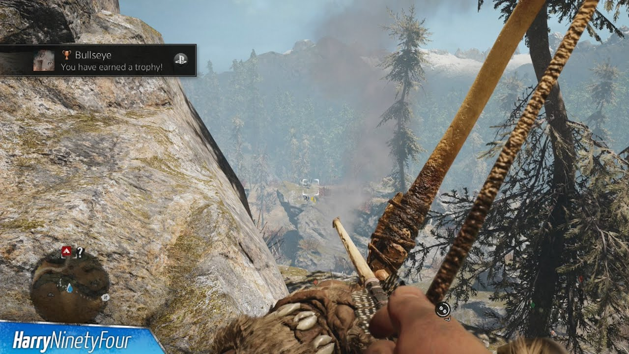 far cry primal trophy guide
