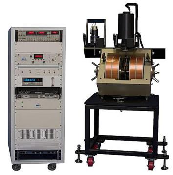 how vsm works vibrating sample magnetometer
