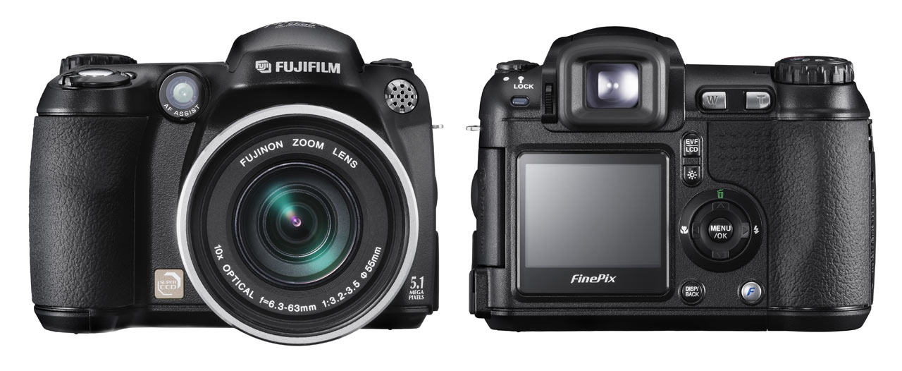 finepix s5600 manual