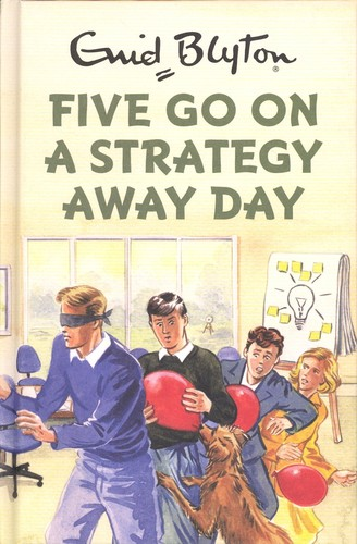 five go on a strategy away day pdf