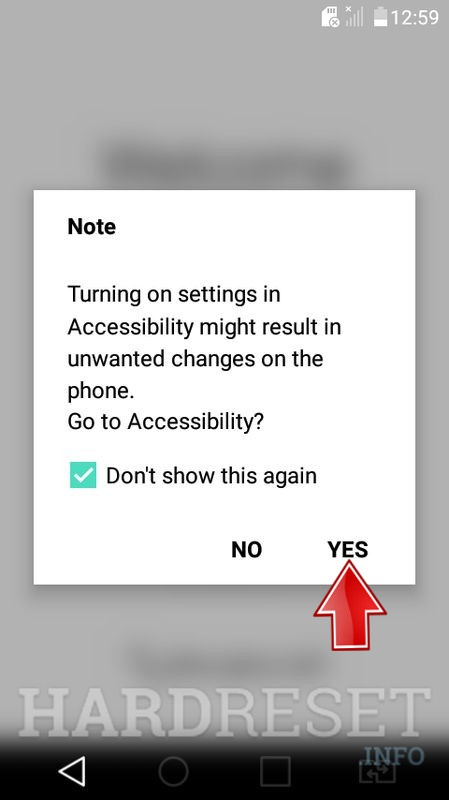 google wifi manual reset