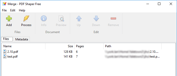 how to split pdf on preview