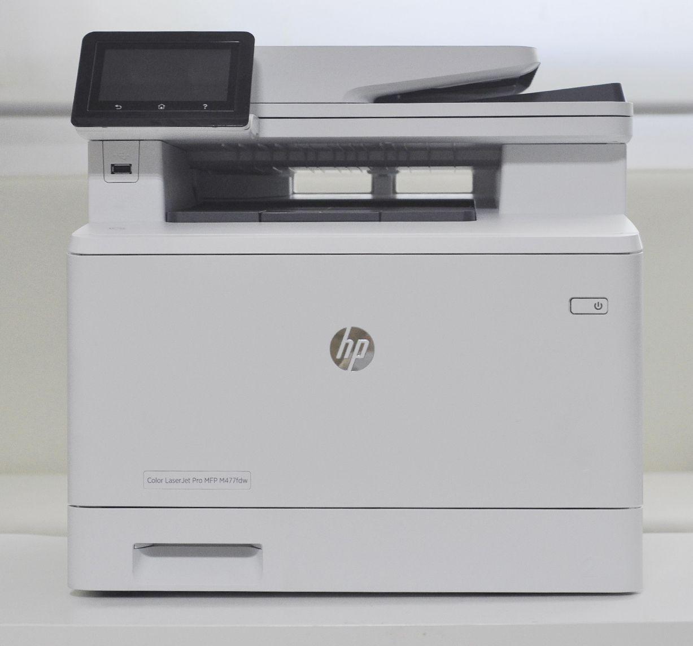 hp color laserjet pro mfp m477fdw manual