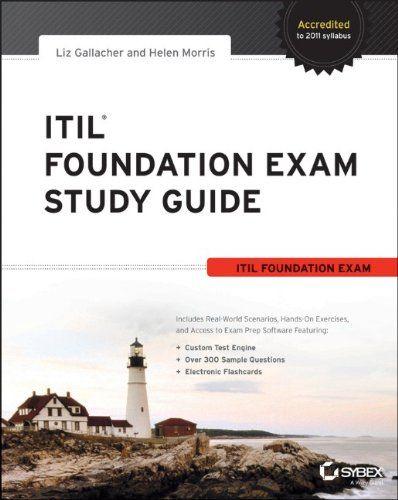 itil foundation exam study guide liz gallacher pdf
