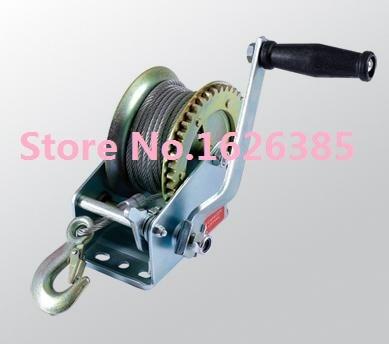 manual truck winch
