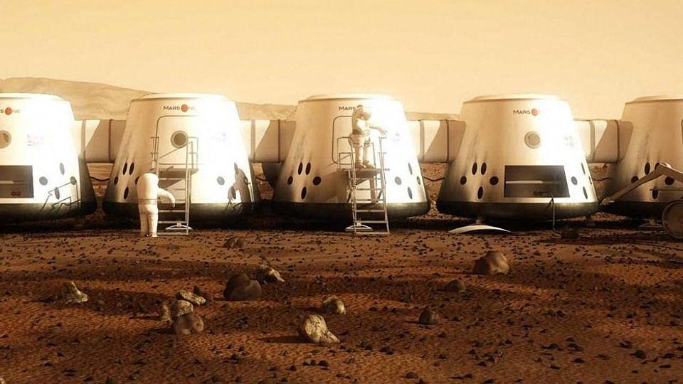 mars one application